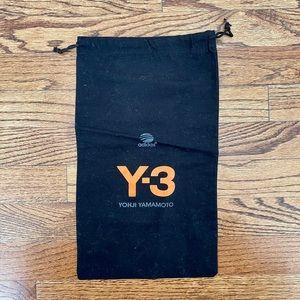 Y-3 Yohji Yamamoto Adidas Dust Bag